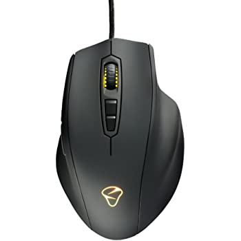 MIONIX NAOS 7000 Multi-Color Ergonomic Optical Gaming Mouse