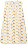 Touched by Nature unisex baby Organic Cotton Sleeveless Sleeping Bag, Sack, Wearable Blanket, Fox, 18-24 Months US