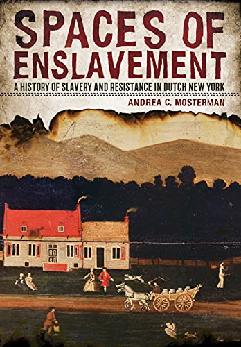 Spaces of Enslavement: A History of Slavery and Resistance in Dutch New York (New Netherland Institute Studies)