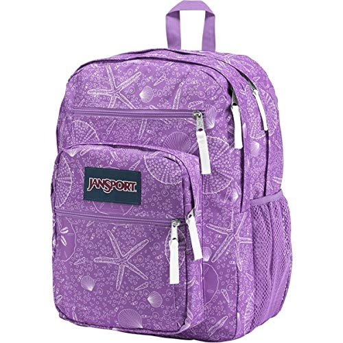 JanSport Big Student Seashells One Size