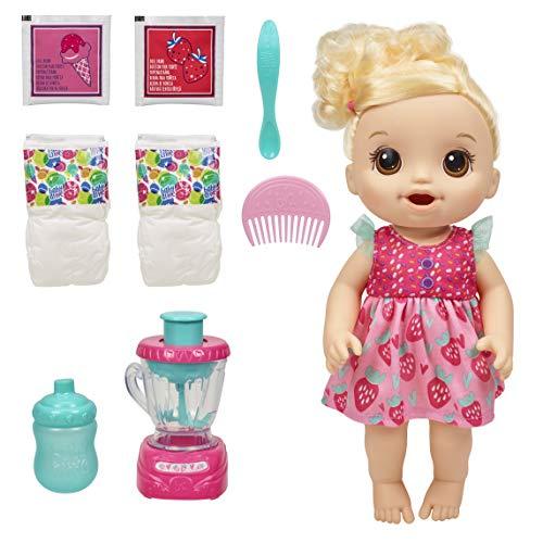 Boneca Baby Alive Misturinha Vitamina de Diversão - E6943 - Hasbro