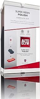 Autoglym Super Resin Polish Kit