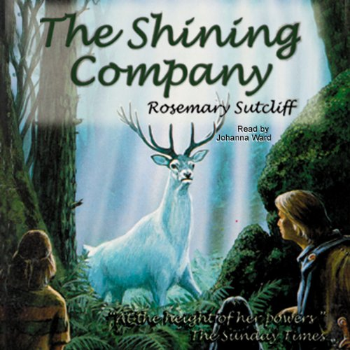 The Shining Company cover art