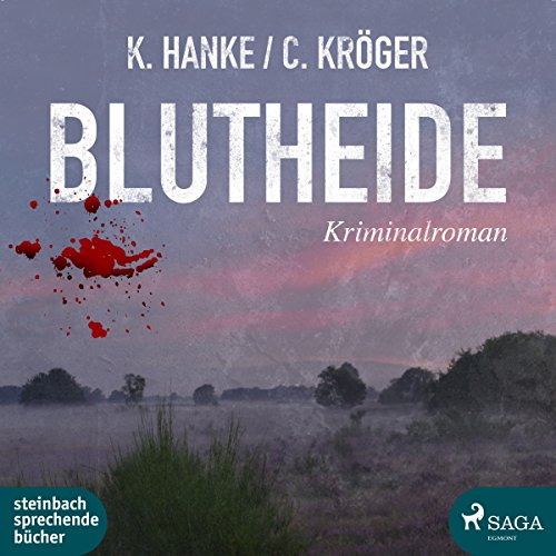 Blutheide audiobook cover art