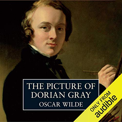 The Picture of Dorian Gray copertina