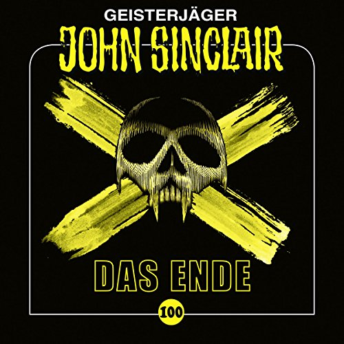 Das Ende (John Sinclair 100) audiobook cover art