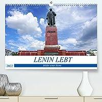 LENIN LEBT - Bilder einer Ikone (Premium, hochwertiger DIN A2 Wandkalender 2022, Kunstdruck in Hochglanz): Wladimir I. Lenin - Ikone des 20. Jahrhunderts (Monatskalender, 14 Seiten )