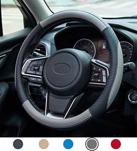 Volante per auto Cambio Shift Paddle per A5 S3 S5 S6 SQ5 RS3 RS6 RS7 Noir Qiilu Auto Coprivolanti