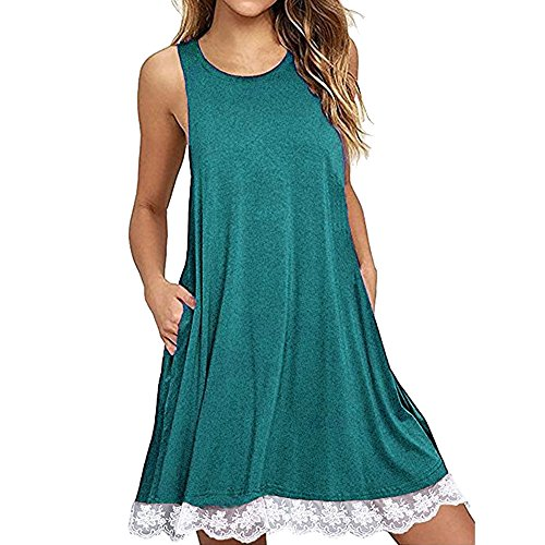 Fresofy Damen Kleid Abendkleid Schulterfreies Cocktailkleid Jerseykleid Skaterkleid Knielang Elegant...