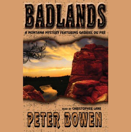 Badlands  Audiolibri