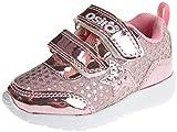 Conguitos IVS14205, Zapatillas sin Cordones Niña, Rosa (Pink), 20 EU