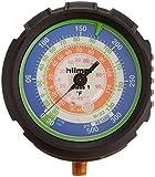 Hilmor 1839092 R22-404A-410A HVAC Low Gauge, 80 mm