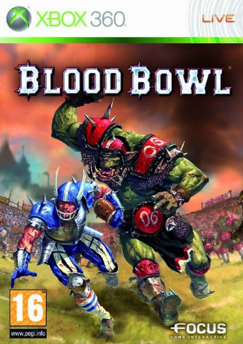 [Import Anglais]Blood Bowl Game XBOX 360