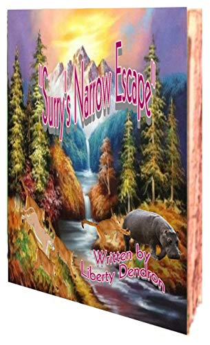 Book: Surry's Narrow Escape by Liberty Dendron