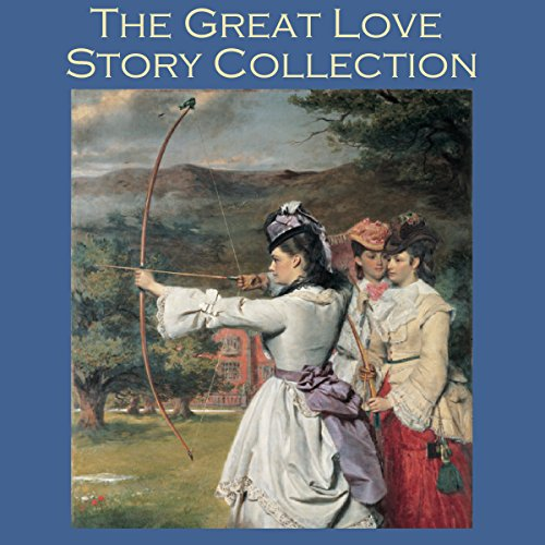 The Great Love Story Collection cover art