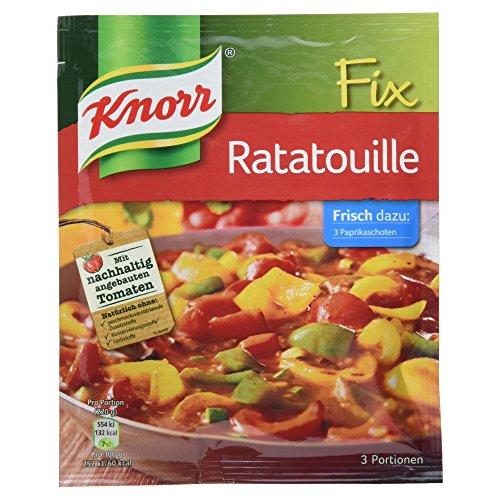 Knorr Fix Ratatouille 3 Portionen