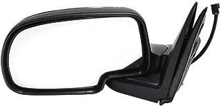 Parts N Go 1999-2002 Chevy Silverado/Sierra Chrome Power Door Mirror Driver Side Left Hand LH - 15172247 GM1320174