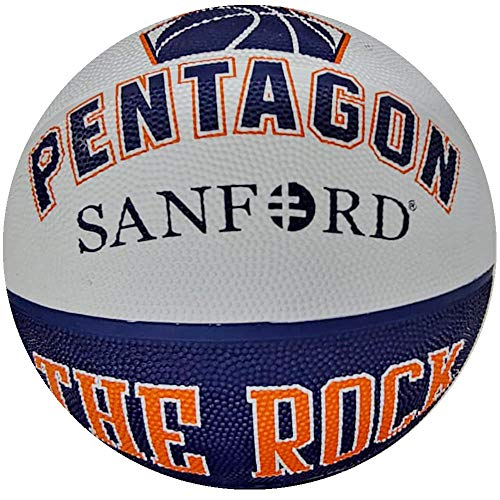 Great Features Of Anaconda Sports The Rock (Pentagon Sanford) Basketball Indoor/Outdoor, Official Si...