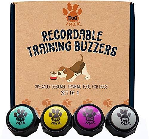 Trainings-Summer für Hunde und Welpen, mit Aufnahmefunktion, 4 Stück