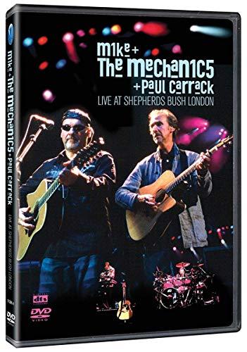 Mike & The Mechanics & Paul Carrack - Live At Shepherds Bush London
