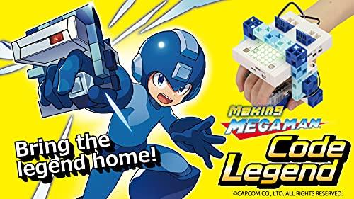 Artec Making Mega Man: Code Legend
