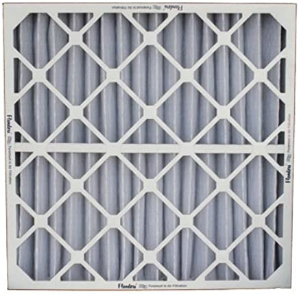 Flanders 80055.012424 40 Standard Quality Pleated LPD Panel Filters 12//Pack 24 x 24 x 1 Lot of 12