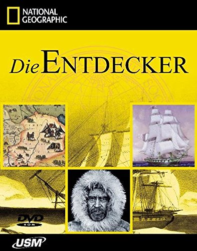 Die Entdecker - National Geographic (DVD-ROM)