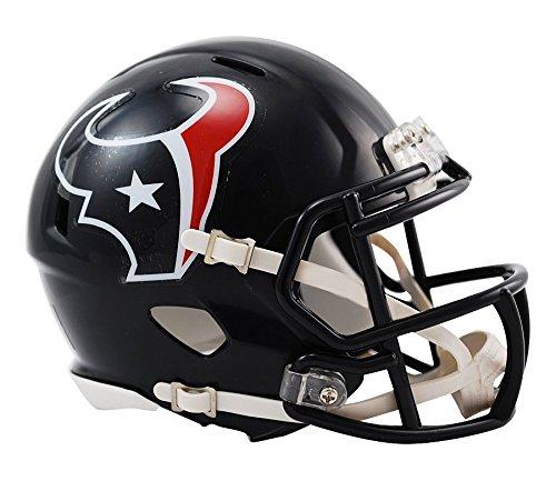 Riddell Houston Texans Speed Mini Helm