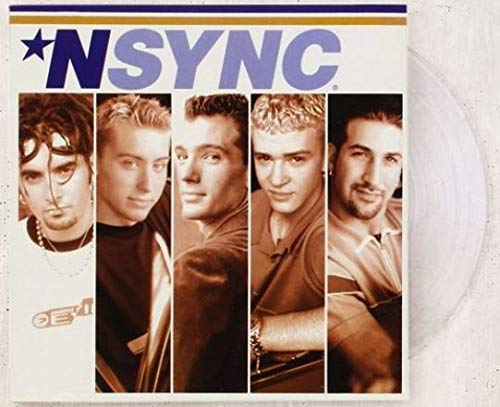 NSYNC (Exclusive Limited Edition Clear Vinyl)