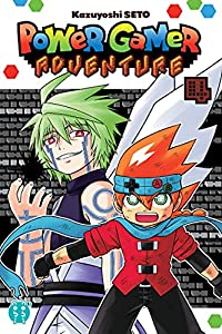 Power Gamer Adventure Edition simple Tome 4