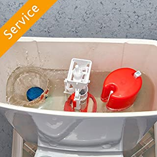 Toilet Fill Valve Replacement