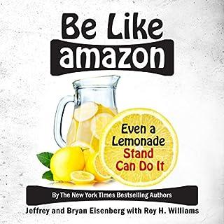 Be Like Amazon audiobook cover art