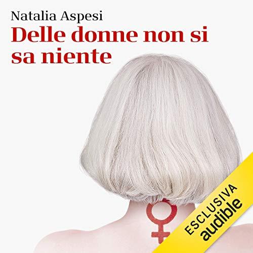 Delle donne non si sa niente audiobook cover art