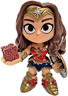 Funko Mystery Mini - Justice League - Wonder Woman [Mother Box] 1/12 Rarity - Hot Topic Exclusive [RARE]