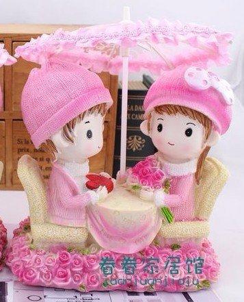 hucha cerdito alcancia de cerdito cochinito dinero Pareja novio novia San Valentin matrimonio lindo