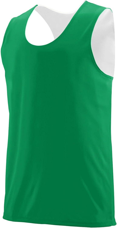 Augusta Sportswear Teen-Boys Reversible Wicking Tank