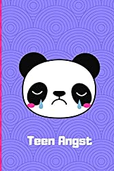 Teen Angst: A panda emoji journal for all your rants, secrets, poetry, notes and song lyrics