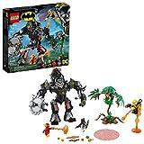 Lego DC Batman 76117 Batman Mech vs. Poison Ivy Mech Building Kit