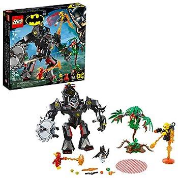 LEGO DC Batman  Batman Mech vs Poison Ivy Mech 76117 Building Kit  375 Pieces   Discontinued by Manufacturer