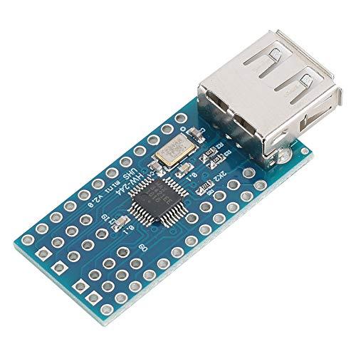 HiLetgo 2.0 ADK, Mini USB Host Shield Puissant CPU pour Motor-Ola Droid X pour Andro Phone