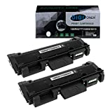 TonerPlusUSA Compatible 106R02777 3260 3215 X3260 Toner Cartridges Replacement for Xerox WorkCentre 3215NI 3225DNI 3225 3215 Phaser 3260DNI 3260DI 3260 3052 use in 101R00474 Drum[Black,2Pack]