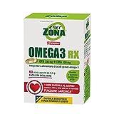 Enerzona RX Omega-3 de los Suplementos Dietéticos 60 Minicapsule
