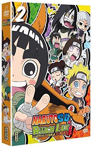 Naruto SD Rock Lee : Les péripéties d'un Ninja en Herbe-Vol. 2