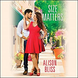 Size Matters audiobook cover art