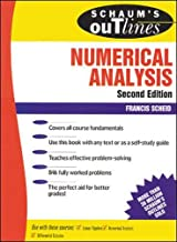 Schaum's Outline of Numerical Analysis