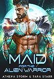 Maid For The Alien Warrior: A SciFi Romance (Intergalactic Fated Mates Book 3)
