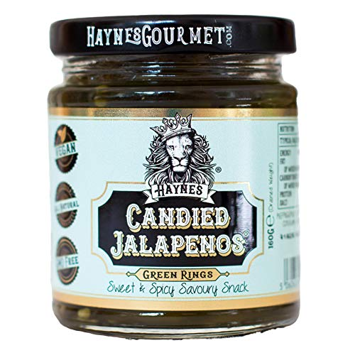 Haynes Candied Jalapenos®