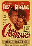 Weijiajia Klassischer romantischer Film Casablanca Retro