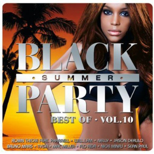 Best of Black Summer Party Vol.10