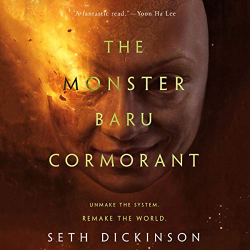 The Monster Baru Cormorant     The Masquerade, Book 2              By:                                                                                                                                 Seth Dickinson                               Narrated by:                                                                                                                                 Christine Marshall                      Length: 18 hrs and 17 mins     64 ratings     Overall 4.2